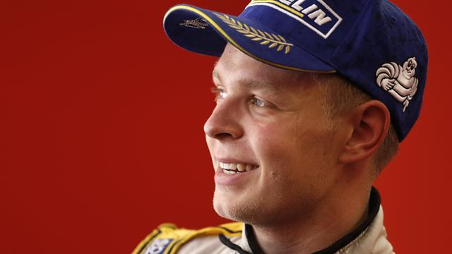 Formula 1 - Magnussen ready for step up to F1