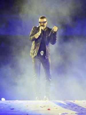 George Michael Responds to Critics of His Olympics Performance