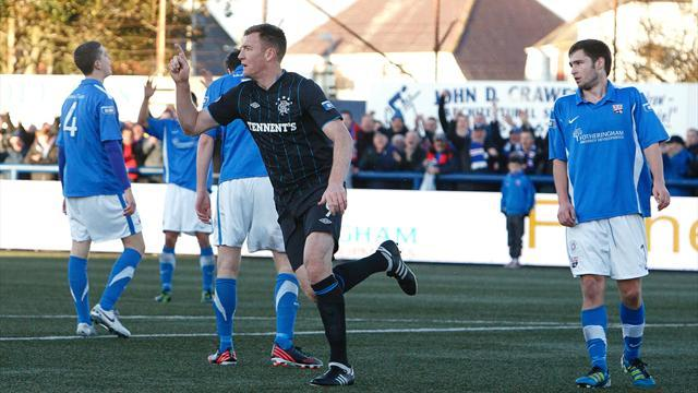 Football - McCulloch hails brilliant Kyle