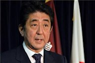 Japan's new PM Abe announces cabinet