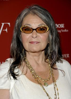 FILE - In this July 13, 2011, file photo, actress Roseanne Barr attends a special screening of 'Snow Flower and the Secret Fan' hosted by the Cinema Society at the Tribeca Grand Hotel in New York. Barr is running for the Green Party's presidential nomination, and she says it's no joke.  The actress-comedian said in a statement Thursday, Feb. 2, 2012, that she's a longtime supporter of the party and looks forward to working with people who share her values. She said Democrats and Republicans aren't working in the best interests of the American people. (AP Photo/Evan Agostini, File)