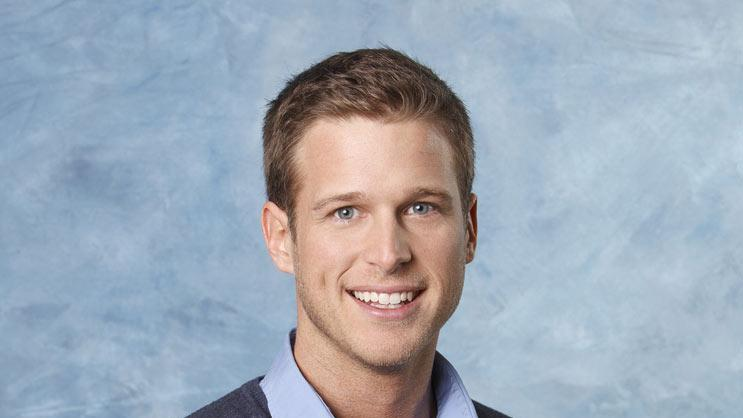"William, 29, a Sales Consultant from Fostoria, OH, is featured on the 7th edition of ""The Bachelorette."""