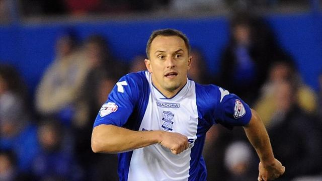 Championship - Dudka fails to earn new Birmingham deal