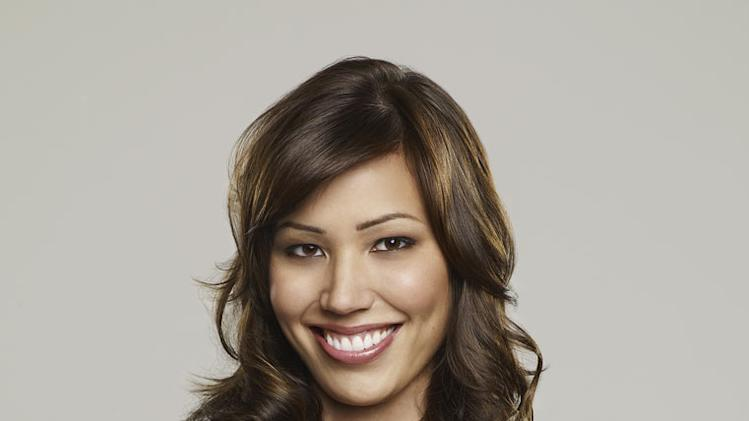 "Michaela Conlin stars as Angela Montenegro in ""Bones."""