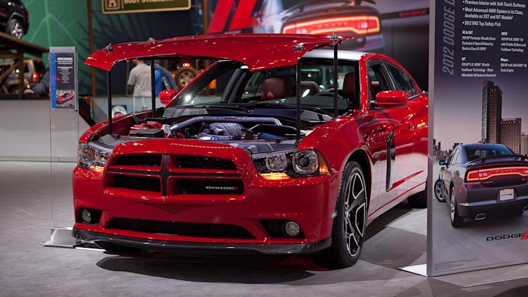 Dodge Charger Redline 426