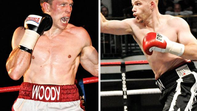 Boxing - Woodgate and Senior do battle in Gillingham tonight