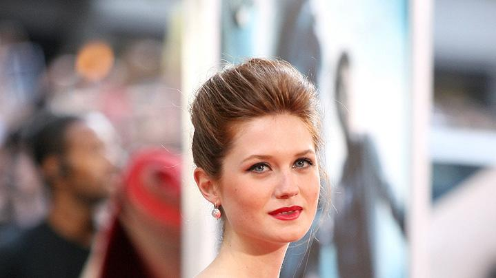 Harry Potter and the Half Blood Prince NY Premiere 2009 Bonnie Wright
