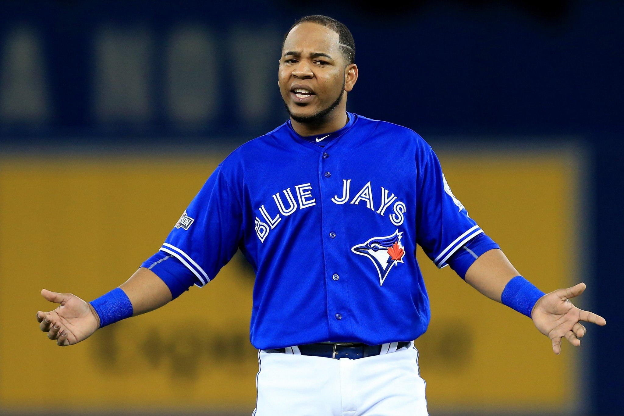 Edwin Encarnaction, not a Houston Astros yet. (Getty Images)