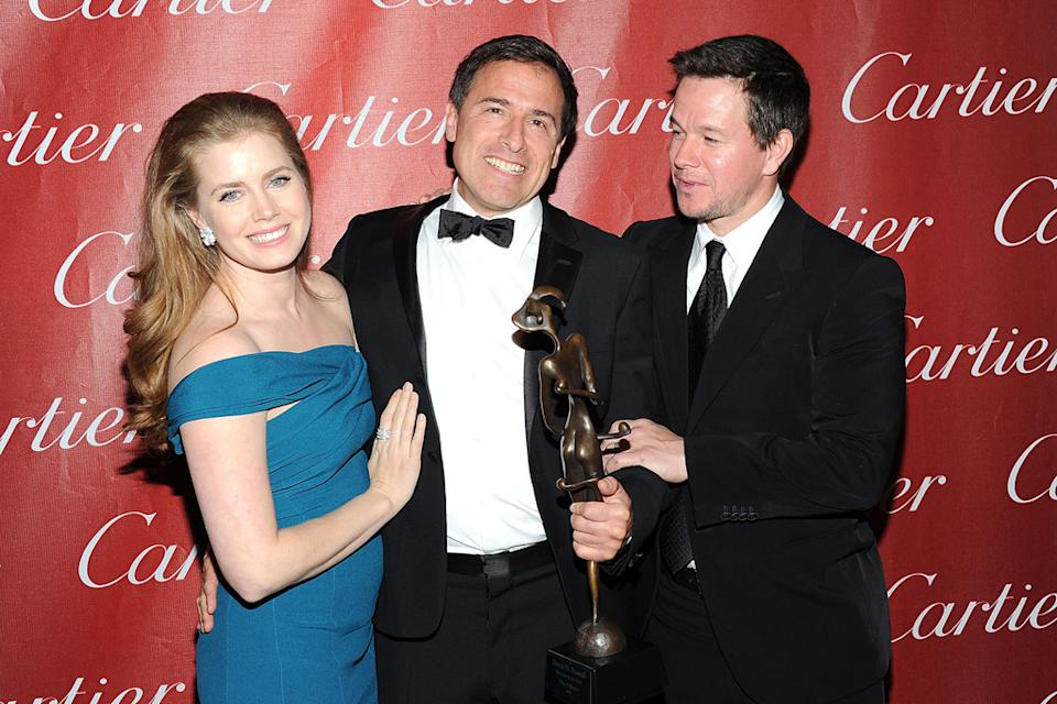 22nd Annual Palm Springs Film Festival 2011 Amy Adams David O Russell Mark Wahlberg