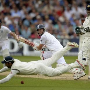 1st Test Live: India remove stubborn Robson