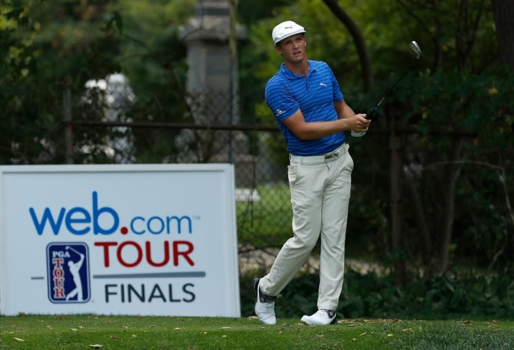 The Web.com Tour Finals were set to conclude this week. (Getty Images)