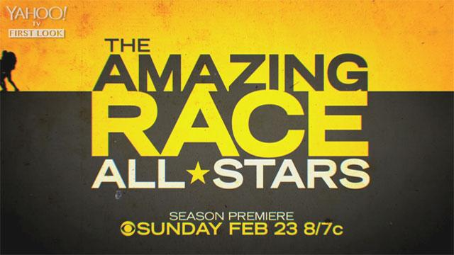 First Listen: 'Amazing Race All-Stars' Song
