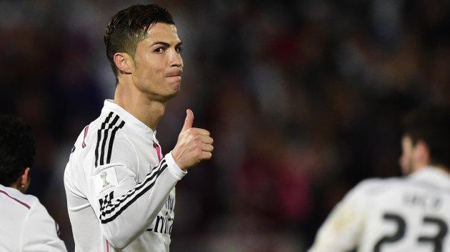 Cristiano Ronaldo, Real Madrid (AFP)