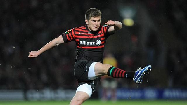 Heineken Cup - McCall: Farrell cut from Wilkinson cloth