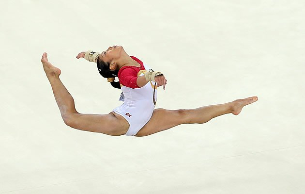 Debut Olympian Lim Heem Wei finished 45th out of 98 competitors in the qualification round of the women's artistic gymnastics (Getty)