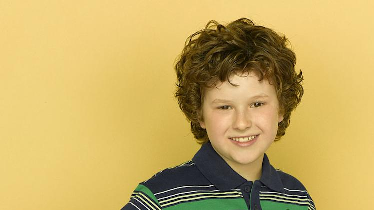 "Noland Gould in the ABC series ""Modern Family"""