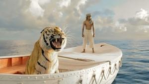 'Life of Pi' Wins Big at Visual Effects Society Awards