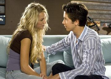 Blake Lively and Justin Long in Universal Pictures' Accepted