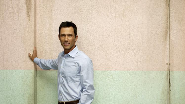 Jeffrey Donovan stars as Michael Weston in Burn Notice.