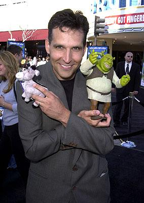 Todd McFarlane at the Westwood, CA premiere of DreamWorks Pictures' Shrek