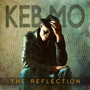 "In this CD cover image released by Yolabelle International/Ryko/Warner Music Group, the latest by Keb Mo, ""The Reflection,"" is shown. (AP Photo/Yolabelle International/Ryko/Warner Music Group)"