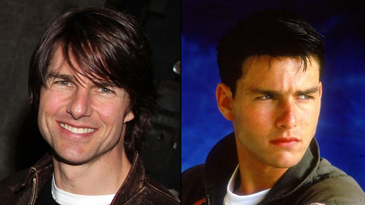 Top Gun 25th Anniversary Then & Now Gallery 2011
