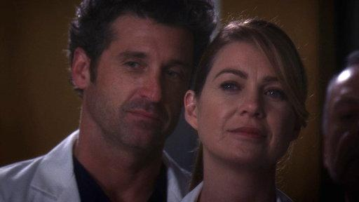Derek Knows Meredith Is Jealous of Cristina