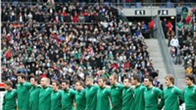 Rugby - Ireland agree Sky deal