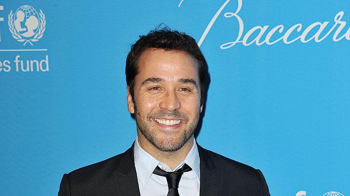 Piven Jeremy UNICEF Ball