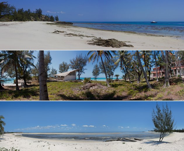 Santa Carolina, Mozambique, beach, panorama, Alasdair McCulloch