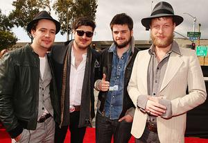 Mumford & Sons | Photo Credits: Christopher Polk/Getty Images