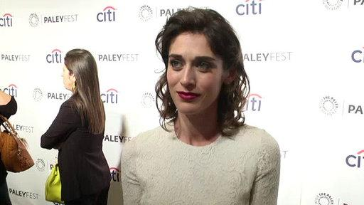 Lizzy Caplan Reveals Family Coping Mechanisms With Sex Scenes for 'Masters of Sex'