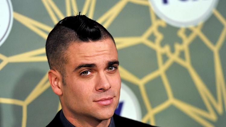 "Mark Salling (""Glee"") attends the 2012 Fox Winter TCA All-Star Party at Castle Green on January 8, 2012 in Pasadena, California."