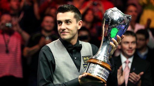 mark selby, uk championship, snooker, 2012