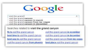 Find Content Creation Ideas: 7 Sources for a Virtually Endless Supply image content creation ideas google suggestions