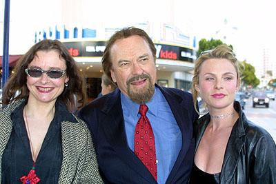 Premiere: Rip Torn and gals at the Westwood premiere of 20th Century Fox's Freddy Got Fingered - 4/18/2001