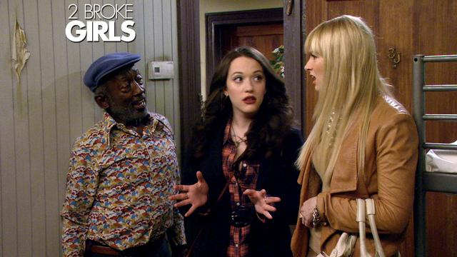 2 Broke Girls - We Don't Fit!