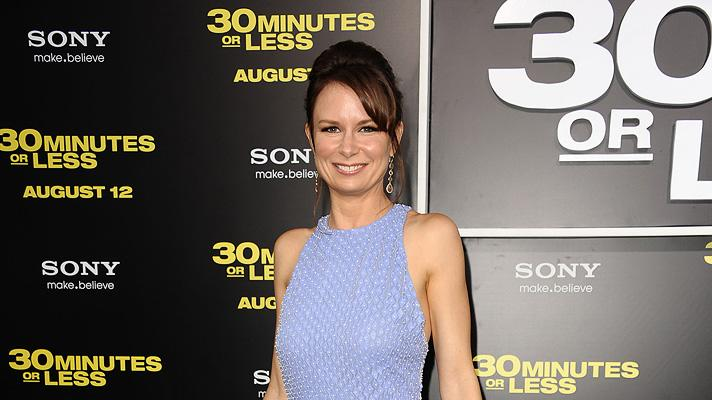 30 Minutes or Less 2011 LA Premiere Mary Lynn Rajskub
