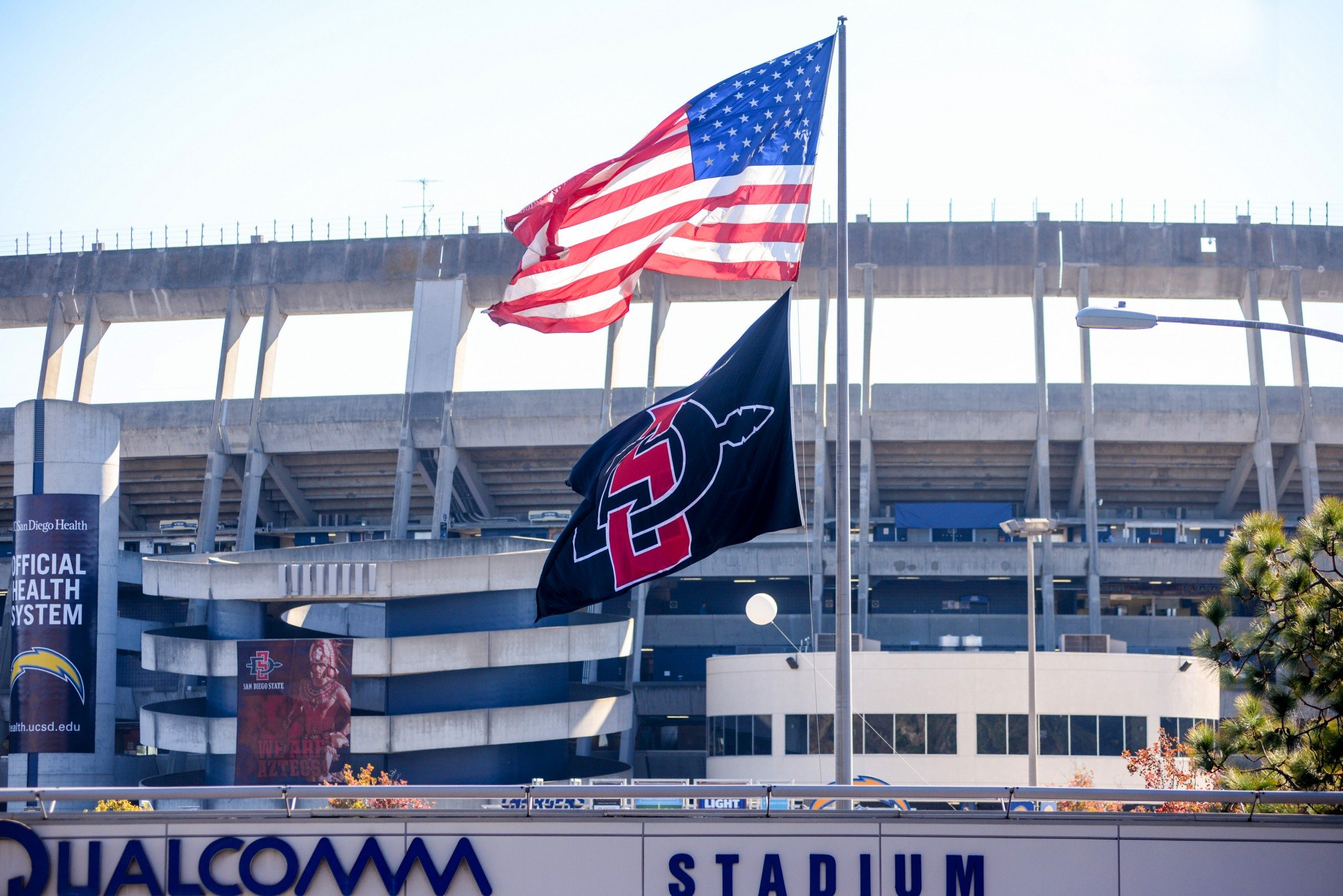 San Diego State's current lease at Qualcomm goes through 2018. (Getty)