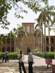Khartoum University. Khartoum has seen an outburst of social unrest in the past week, driven by rampant inflation and simmering discontent, with the regime determined to crush a movement led by Sudanese students that has strong historical resonance.