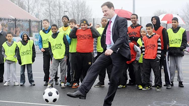 World Cup - Clegg urges Russia 2018 axe
