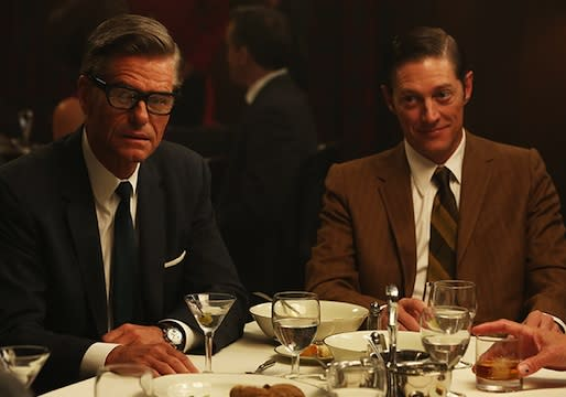 Mad Men Recap: Of Vice and Men