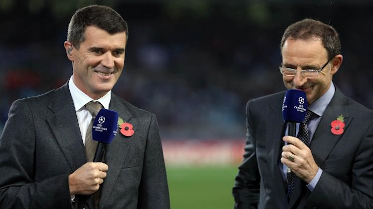 VIDEO: Lee Dixon labels O'Neill and Keane 'Dumb and Dumber' and lives to tell the tale