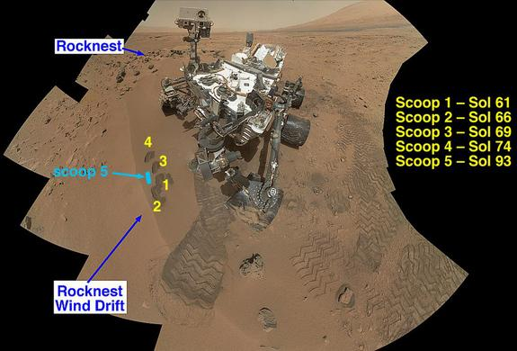 Curiosity Rover Finds Organic Signal on Mars, But Not Definitive: NASA