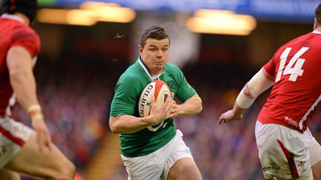 Six Nations - O'Driscoll and O'Brien injury boosts for Ireland