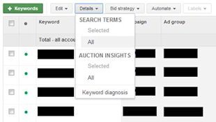 Top 5 Ways to Use PPC Data to Improve Your SEO Results image Adwords Search Query Report