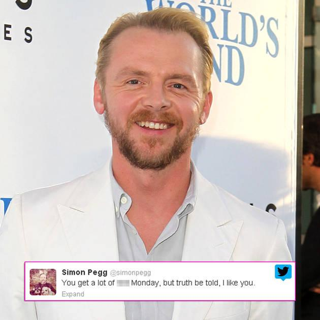 Celebrity Twitter Tattle - The celebrity tweets you missed this week (07 October - 13 October)