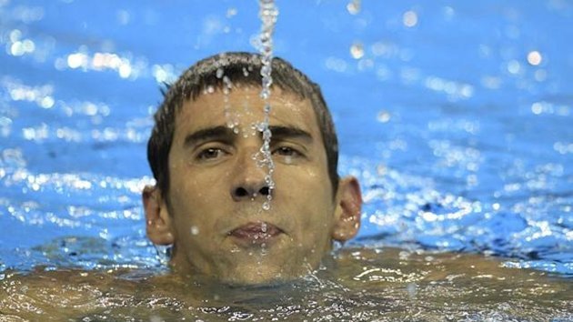 2011 World Swimming Championships US Michael Phelps