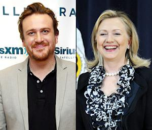 "Jason Segel: ""I Got a Rejection Letter From Hillary Clinton"""