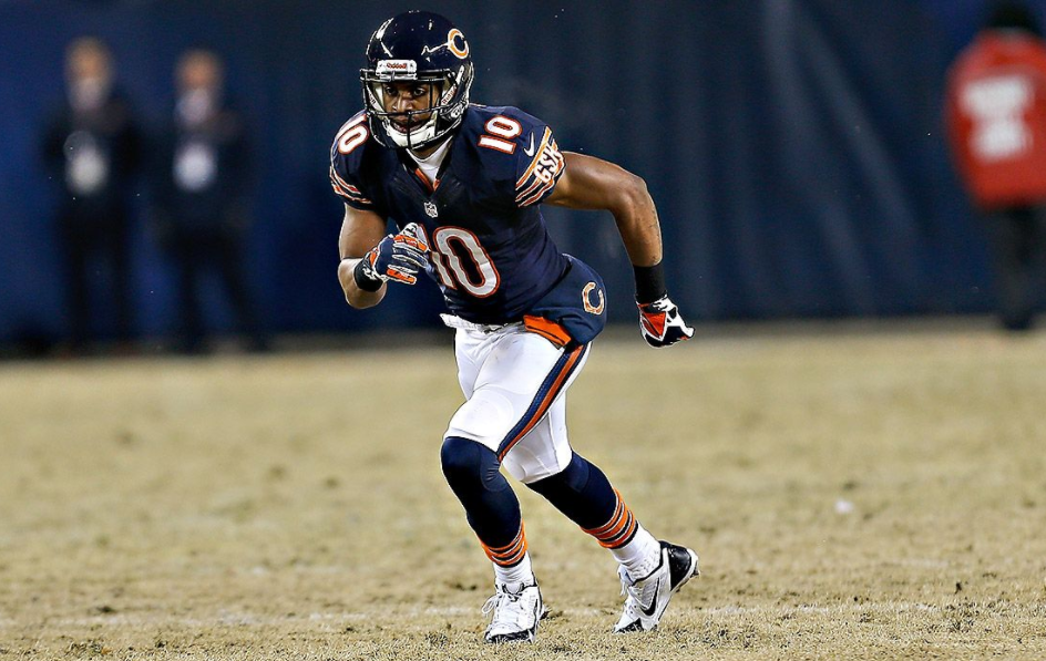 Can Marquess Wilson come through two weeks in a row?